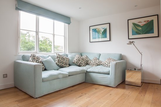 Lamorna, UK: Apartment 9, relax