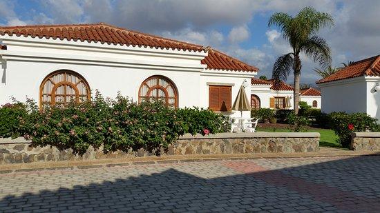 Bungalows bild von eo suite hotel jardin dorado for Bungalows jardin dorado gran canaria
