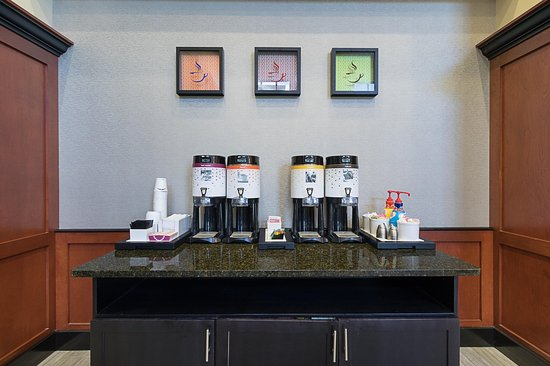 Brownsburg, IN: Lobby Coffee