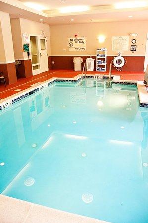 Warrington, Pensilvania: Indoor Pool Area