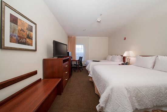 Hampton Inn Tracy: Accessible Room