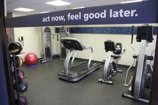 Greeneville, TN: Fitness Center