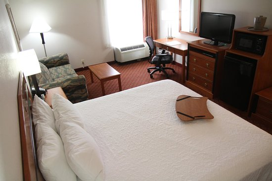 Greeneville, TN: King Guest Room