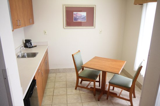 Greeneville, Τενεσί: Kitchenette Area
