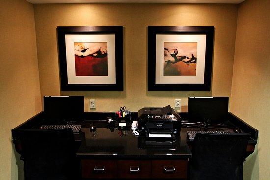 Hampton Inn Tallahassee Central: 24-Hour Business Center