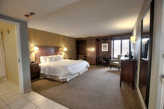 Hampton Inn Traverse City: King Studio Suite Accessible