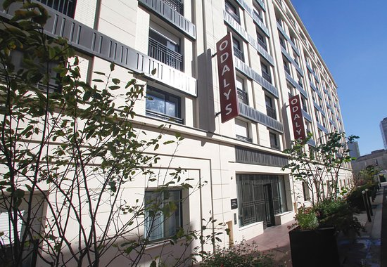 Residence odalys paris levallois for Residence appart hotel paris