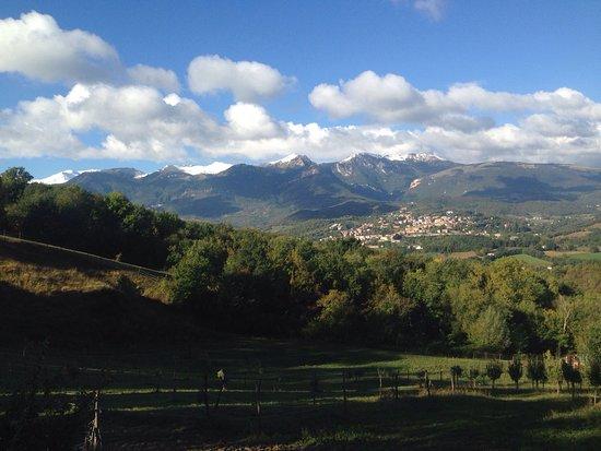 Sarnano, إيطاليا: Agriturismo Serpanera
