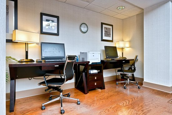 Hampton Inn Saco / Biddeford: Business Center
