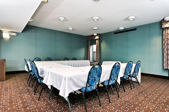 Hampton Inn Saco / Biddeford: Meeting Room