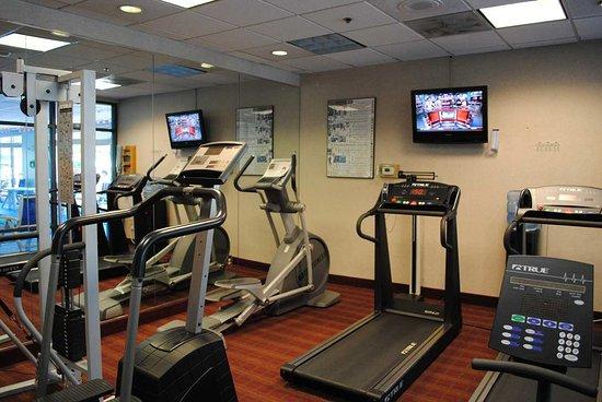 Κόλετζ Παρκ, Μέριλαντ: Workout Room