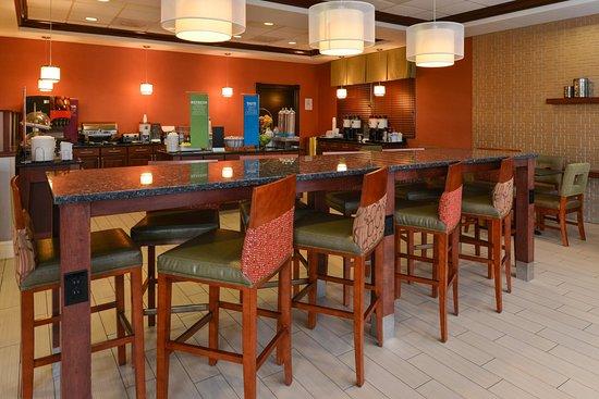 Κόλετζ Παρκ, Μέριλαντ: Lobby Community Table
