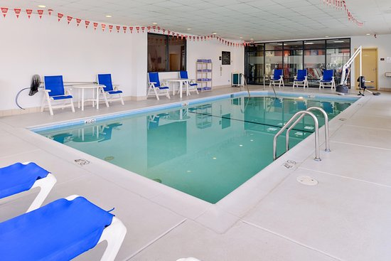 College Park, MD: Indoor Pool