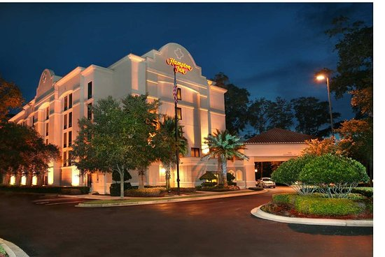 Hampton Inn Jacksonville/Ponte Vedra Beach-Mayo Clinic Area: Welcome!