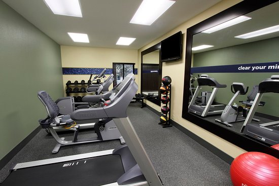 Hampton Inn Jacksonville/Ponte Vedra Beach-Mayo Clinic Area: Fitness Center