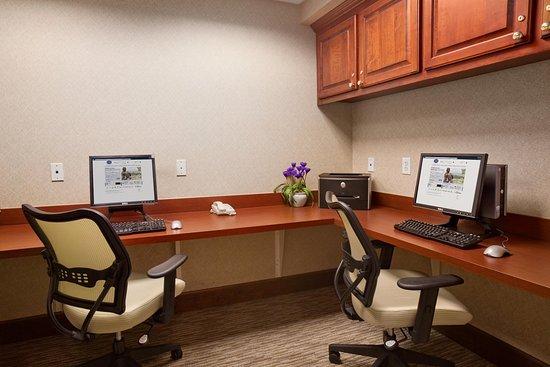 Dunn, NC: Business Center