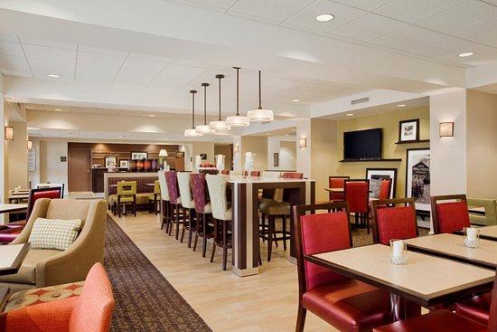 Dunn, Βόρεια Καρολίνα: Breakfast Dining Area