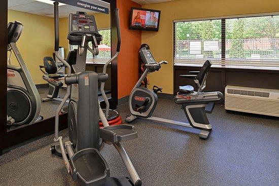 Hampton Inn Laurel (Fort Meade Area): Fitness Center