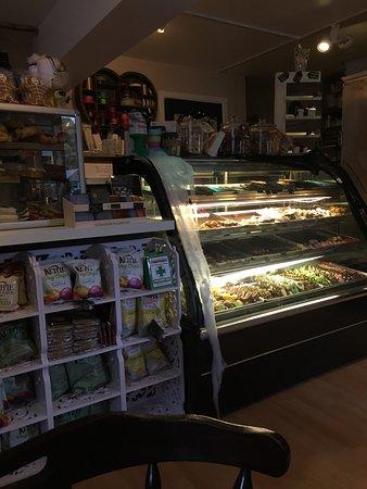 Ellon, UK: Fantastic chocolate selection at The Chocolate Bar