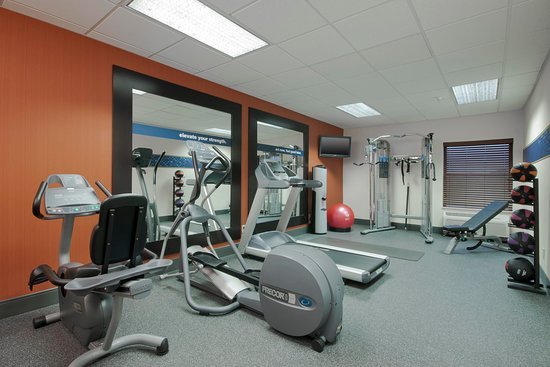 Hampton Inn Decatur / Forsyth: Fitness Center