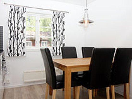 Kök ,stuga - Bild från Gålö Havsbad, Haninge - TripAdvisor