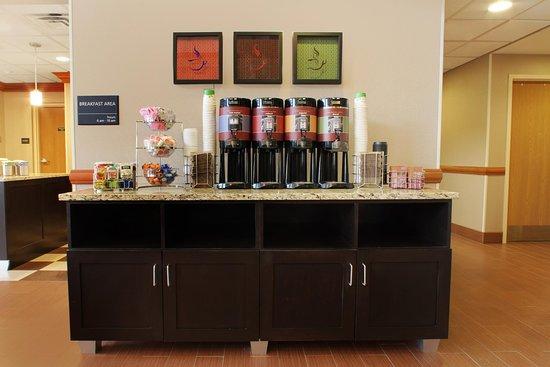Port Saint Lucie, FL: Coffee Station