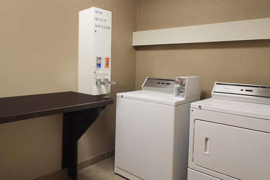 Port Saint Lucie, ฟลอริด้า: Laundry Room