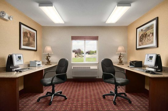 Gillette, WY: Business Center
