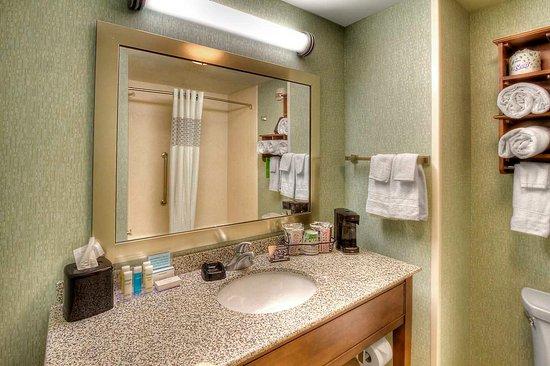 Hampton Inn & Suites Destin: Standard Bathroom