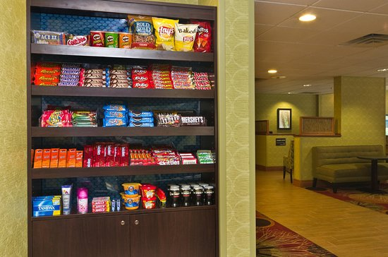 Hampton Inn Wooster: Suite Shop