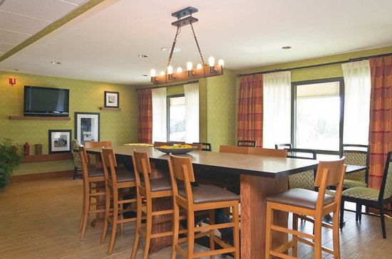Wooster, OH: Dining Area