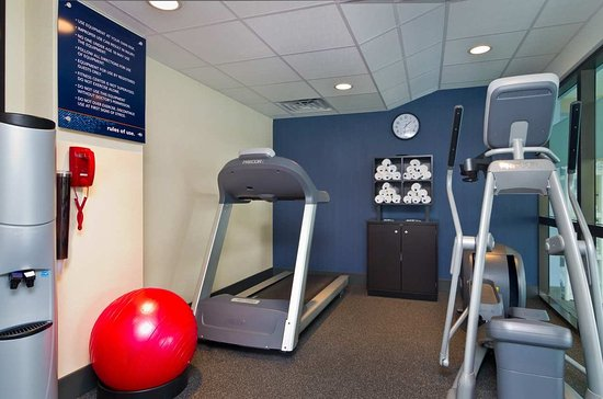 Wooster, OH: Fitness Room