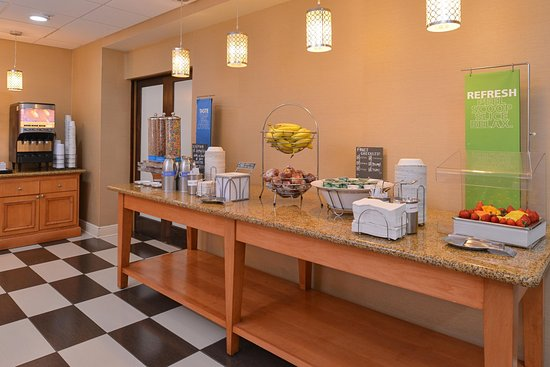 Seffner, Φλόριντα: Breakfast Area View