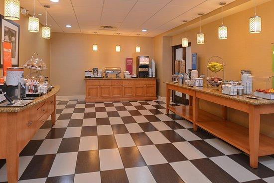 Seffner, Φλόριντα: Breakfast Area