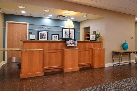 Seffner, Φλόριντα: Front Desk View