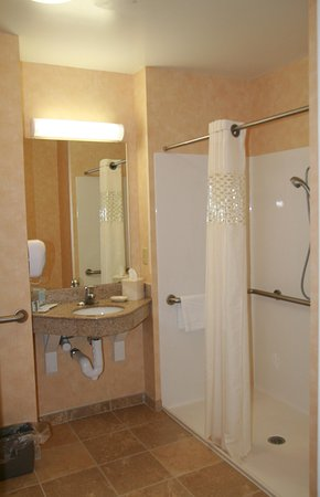 Pine Grove, PA: Walk-in Shower