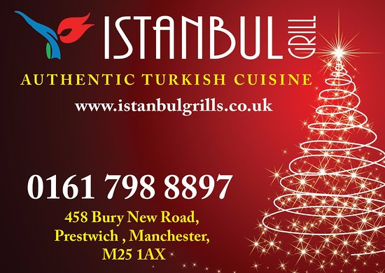 Prestwich, UK: Christmas Bookings Being Taken