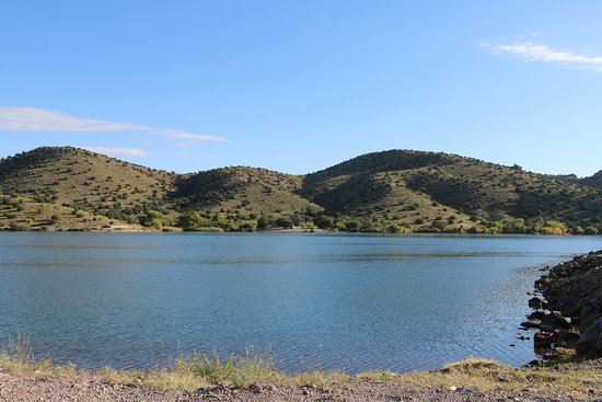Silver City, Nuevo Mexico: Bill Evans Lake