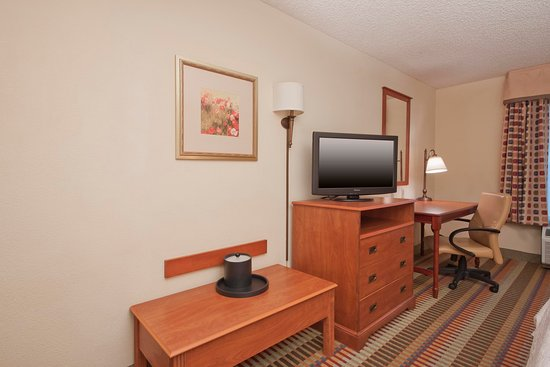 Hampton Inn Phoenix/Chandler: 1 King Sofabed TV and Desk