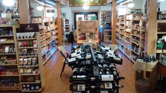 Northfield Falls, VT : Beer & wine selection