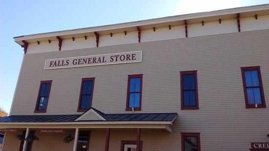 Northfield Falls, VT : Exterior