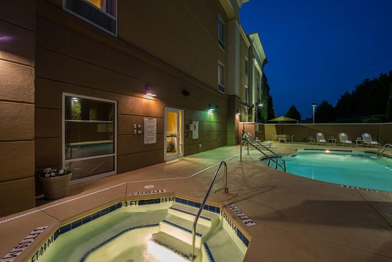 Hampton Inn Easley : Spa