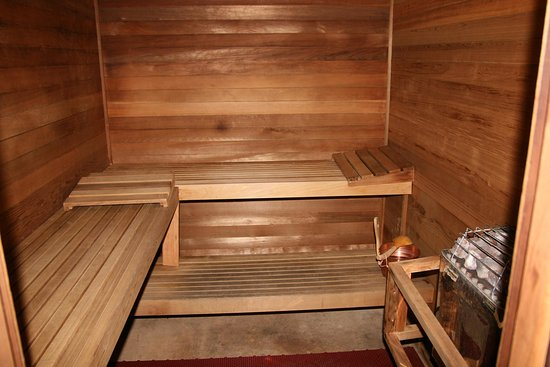 Dickson, TN: Steam Sauna