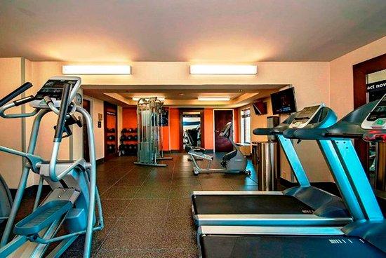 Travelers Rest, Güney Carolina: Fitness Center