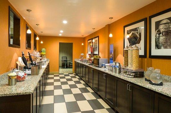 Danville, بنسيلفانيا: Free Hot Breakfast