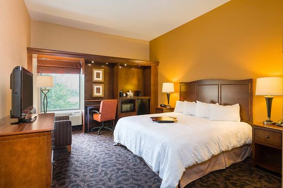 Danville, PA: King Accessible Guestroom