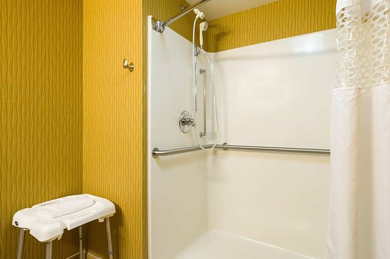 Danville, Pensilvanya: Accessible  Roll-in Shower