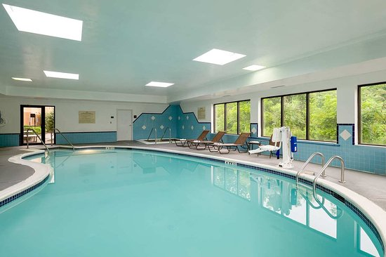 Danville, Pensilvanya: Indoor Pool