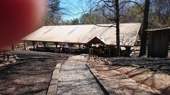 Dahlonega, Джорджия: Crisson Gold Mine