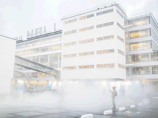Van Nelle Fabriek during Art Rotterdam